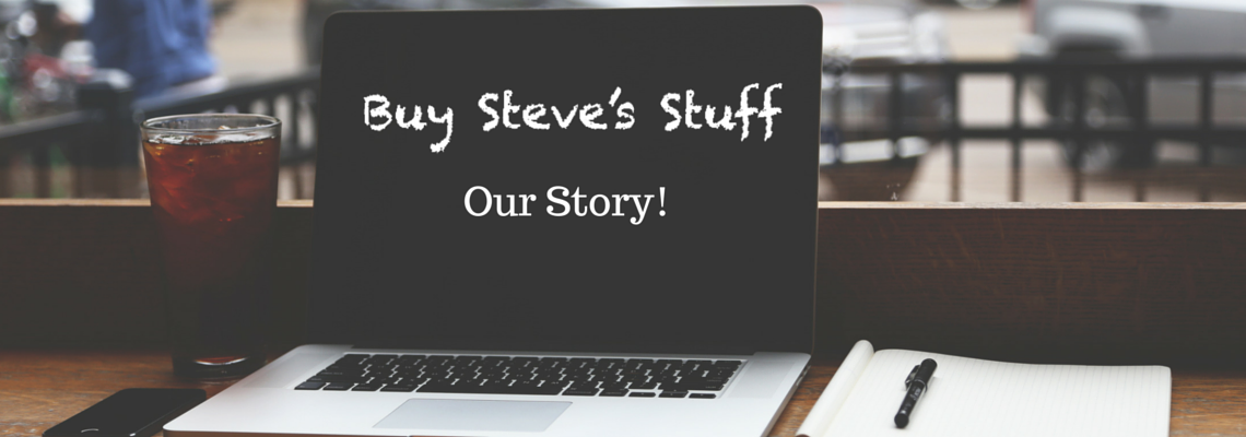 About Buy Steve's Stuff
